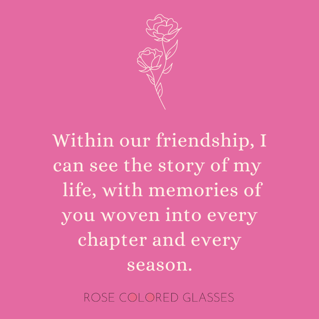 Galentine's Day quote about friendship