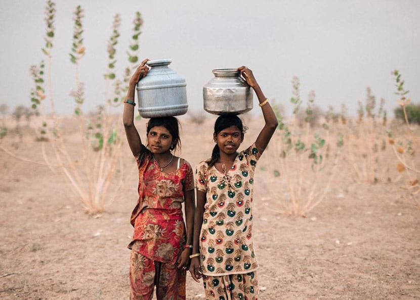 world water day India