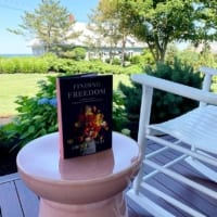 summer reads - book on table