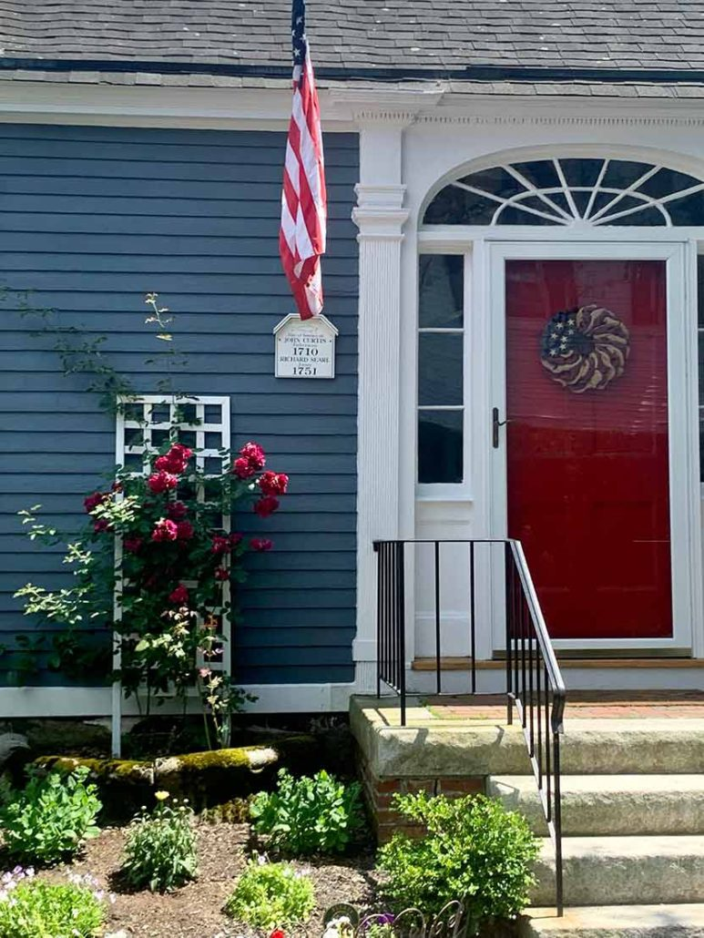 Marblehead historical home